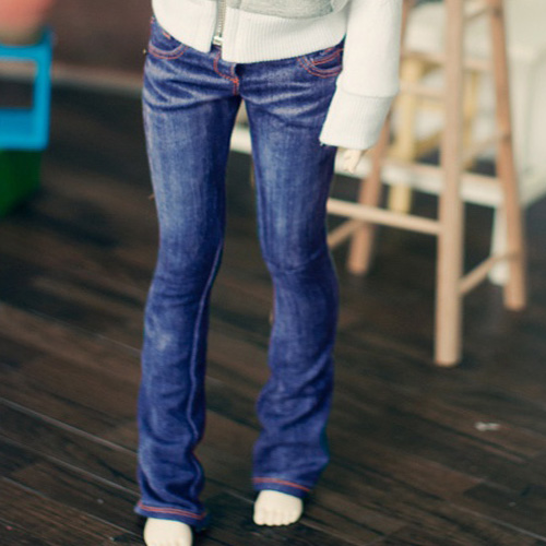 SD13 Girl Washing Boot Cut Jeans