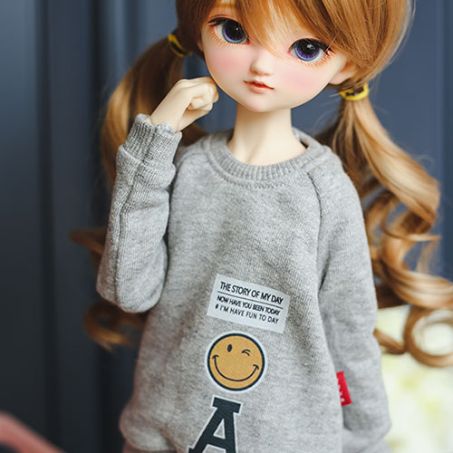 MSD & MDD Smile MTM - Gray