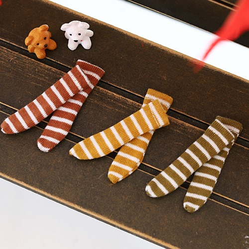 16CM Fall Socks 3 Color