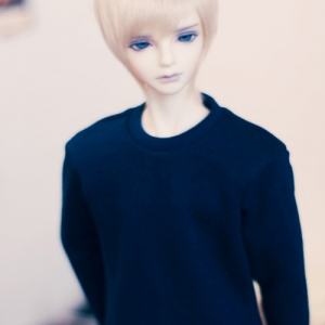SD17 Boy Basic MTM - Navy