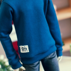 SD17 Boy Basic MTM - Blue