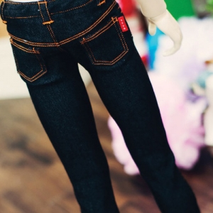 SD17 Real Skinny Jeans - Black