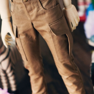 SD17 Cargo Pants - Beige