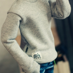 SD13 Boy Basic MTM - Gray