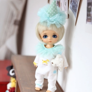 [기간한정]TTYA Limited edition Cute BaBy Suit - Blue