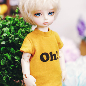 USD Oh T shirt - Mustard