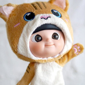 Mini Mui Chan Tiger Boy