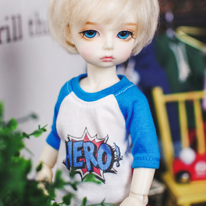 USD Hero T shirt - Blue