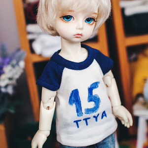 USD TTYA 15 T shirt - Navy