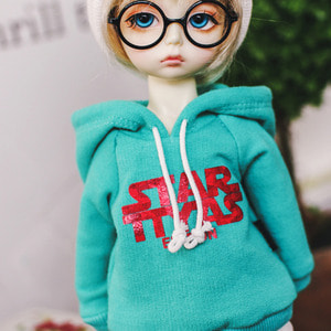 USD STAR TTYA Hooded T - Mint