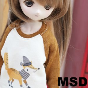 MSD Fox MTM - Brown