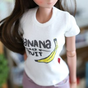 SD13 Girl & Smart Doll Banana T shirt