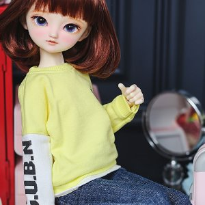 MSD & MDD Pierrot MTM - Yellow