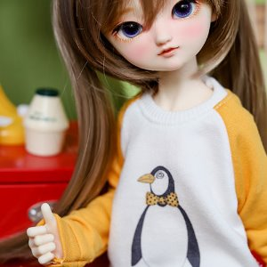 MSD & MDD Gentleman Penguin MTM - Yellow