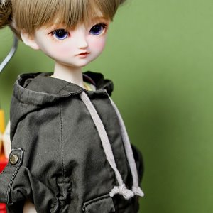MSD & MDD Washing Cape - Khaiki