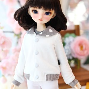 MSD & MDD Sailor Dot Jumper_Gray