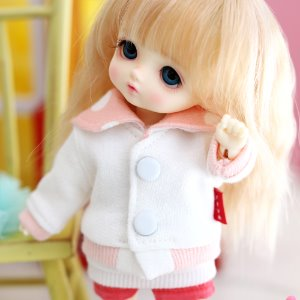 Sailor Dot Jumper_Pink