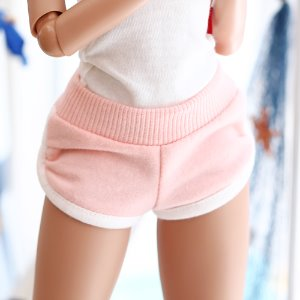 SD13 GIRL & Smart Doll Training Short Pants - Pink