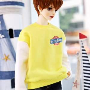 SD17 Rollerskate MTM - Yellow