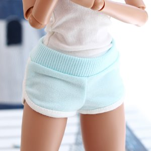 SD13 GIRL & Smart Doll Training Short Pants - Sky