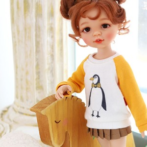 Paola Reina Gentleman Penguins MTM - Yellow