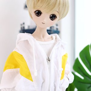 MSD & MDD Windscreen Jumper - Yellow