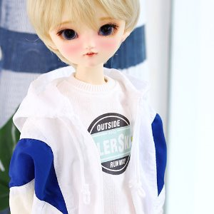 MSD & MDD Windscreen Jumper - Blue