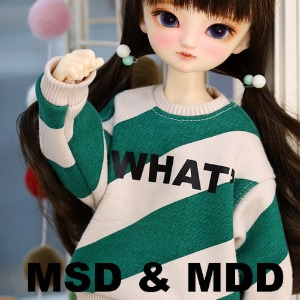MSD & MDD WHAT MTM - Green