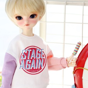 MSD & MDD Stage Again MTM-Hot Pink