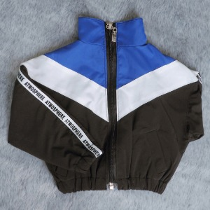 [SDB]Wind breaker(Blue black)
