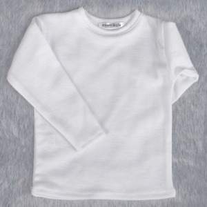 [SDB]Basic long sleeve T-shirt(White)