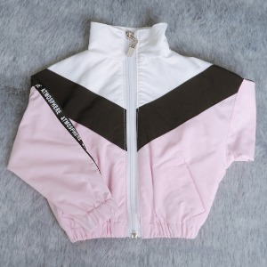 [SDB]Wind breaker(White pink)