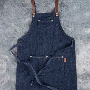 [SD]NAL-Cafe apron(Denim)